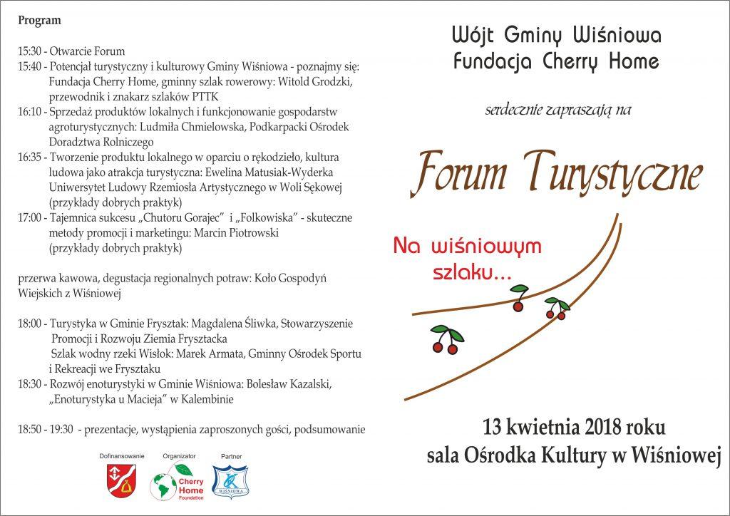 Program Forum Turystyczne